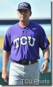 TCU's Jim Schlossnagle extended through 2018 Season