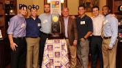 LSU's Paul Mainieri Supports Louisiana Pediatric Cardiology Foundation