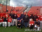 Western Kentucky Visits with Kelly Autism Program