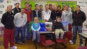 Arkansas Donates Toys to Kids