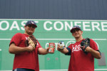LMU Baseball feeds People in Need