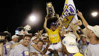 LSU's Paul Mainieri to Serve as 'Fire King' for ALS Fundraiser
