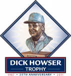 Dick Howser Trophy Celebrates 25th Anniversary