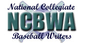 NCBWA Division I Poll – March 14, 2011