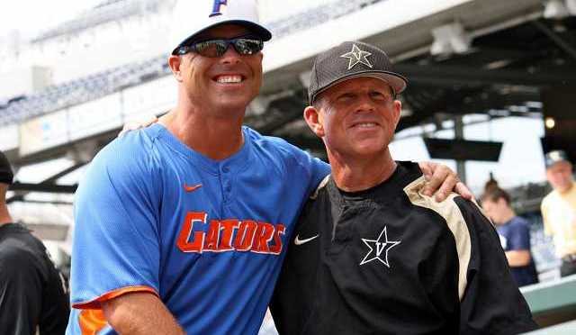 CWS Game 6: Florida vs Vanderbilt