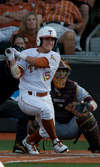Texas advances to 2011 CWS with 4-2 win over Arizona State