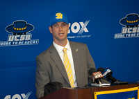 Inside the Dugout with UCSB's Andrew Checketts