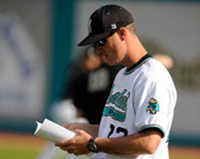Coastal Carolina Promotes Drew Thomas