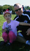 URI Participates in Southern New England Autism Walk