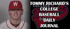 2012 CBD Journal with Washington State's Tommy Richards (March 29th)