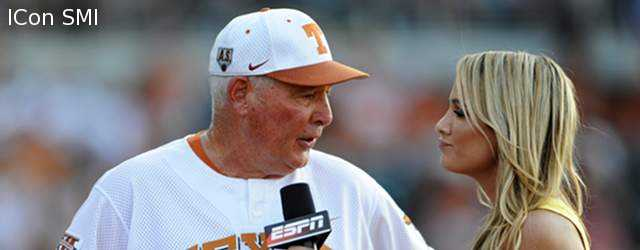 Catching up with Augie Garrido (Texas)