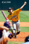 4 June 2011: NCAA Regional- Cal v Alcorn State; Cal won the game 10-5