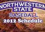 NorthwesternStateScheduleRelease