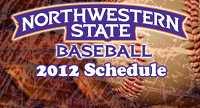 Northwestern State releases 2012 Schedule