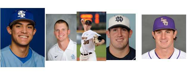 2012 Cape Cod Baseball League ASG: 5 Pitchers to Watch