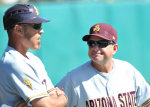 Mike Benjamin Promoted at Arizona State