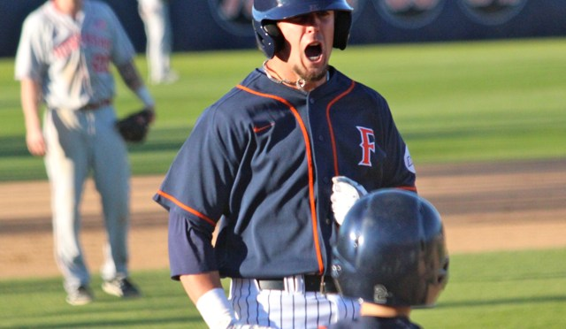 CBD Photo Gallery: #22 Fullerton Takes Pair Against Nebraska