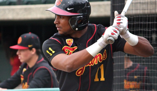USC Outfielder Omar Cotto Lozada Out Six Weeks