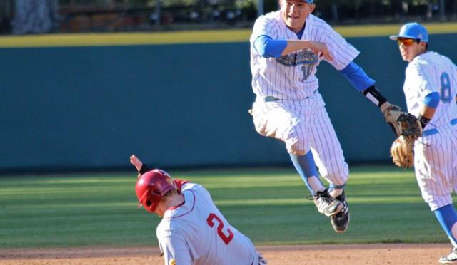 CBD Photo Gallery: Kevin Kramer 3-Run Double Leads UCLA Past USC