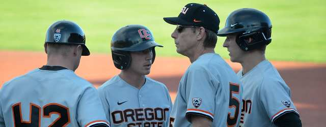 Bloodied, but unbeaten, Beavers stick with late game in Corvallis Regional