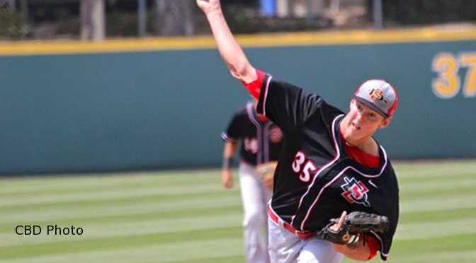 2014 CBD Top 100 Countdown: 23 Michael Cederoth (San Diego State)