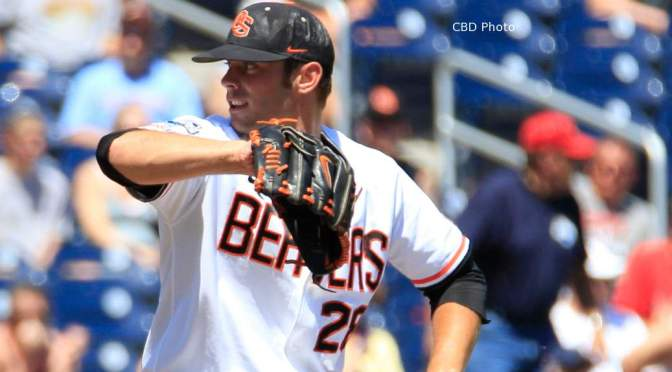 2014 CBD Top 100 Countdown: 17. Ben Wentzler (Oregon State)