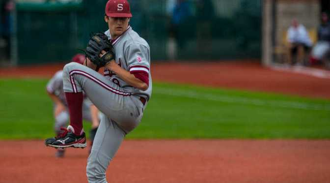 Inside the Pac-12: Cal Quantrill walking in Mussina, Appel's footsteps at Stanford