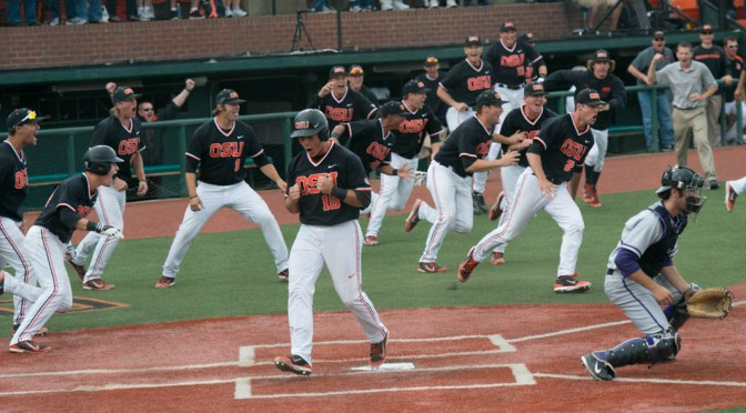 2014 Corvallis Regional (In-Game Tweets)
