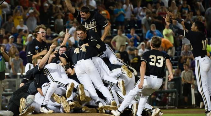 Vanderbilt releases 2015 Schedule