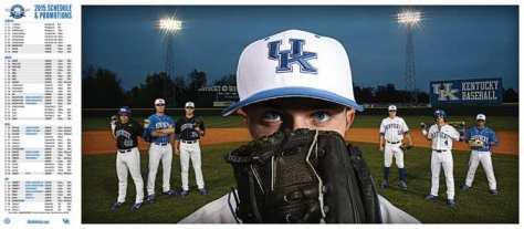 KentuckyBaseballlPosterSmall