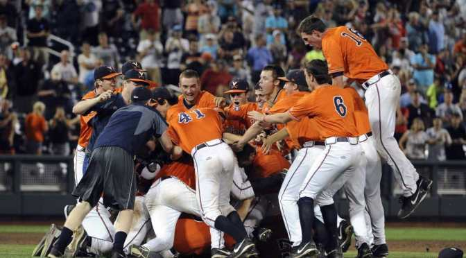 Virginia wins 2015 College World Series with 4-2 win over Vanderbilt