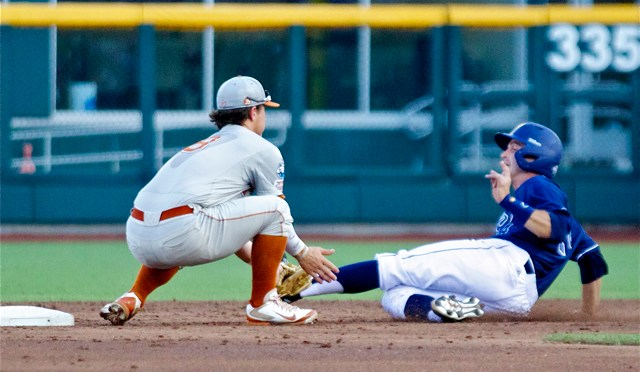 CBD Photo Gallery: Unlikely HR Sends Texas Forward