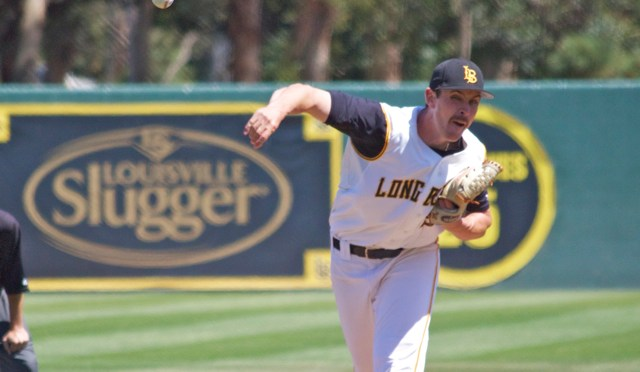 Frye Leads Dirtbags to Upset of No. 2 Cal Poly