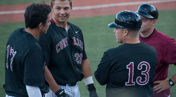 CBD Photo Gallery: Medford defeats Corvallis 8-6
