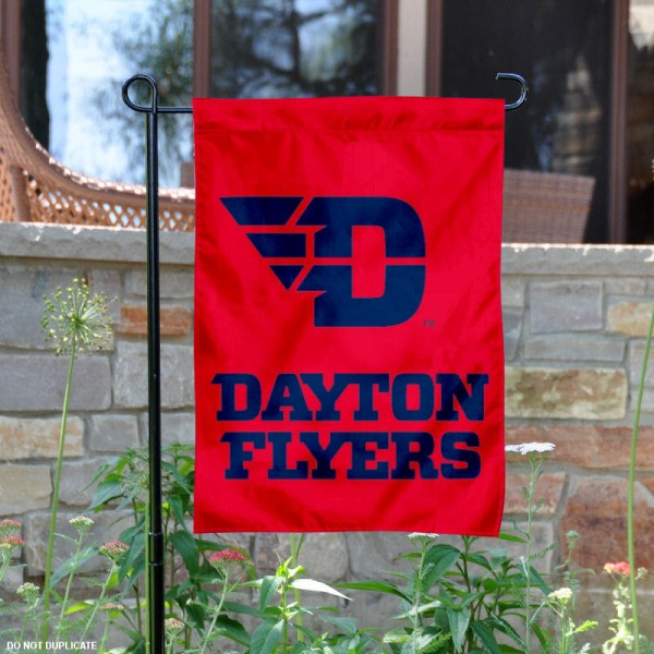 Dayton Flyers Garden Flag and Yard Flags for Dayton Flyers