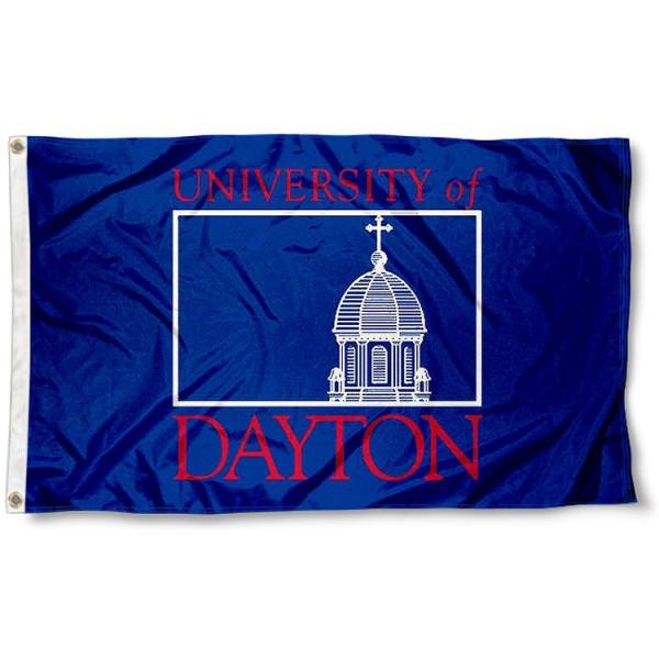 Dayton Flyers Wordmark Logo Flag your Dayton Flyers Wordmark Logo