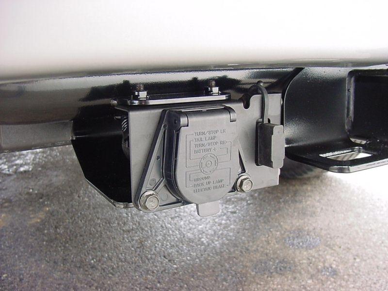 Honda Ridgeline Trailer Hitch Wiring - Wiring Diagrams Schema