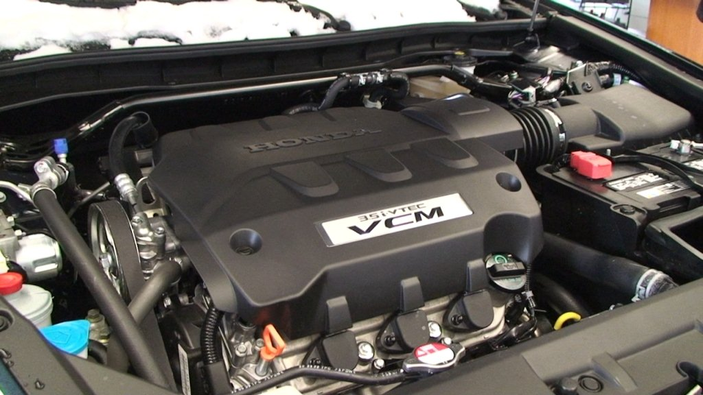 honda 3 5l v6 engine cover upgrade