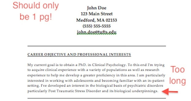 Term Paper Pro - Custom Term Paper Writing Service college - psychology major resume
