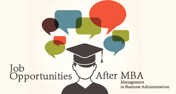 Major careers options and Jobs for MBA Collegenp