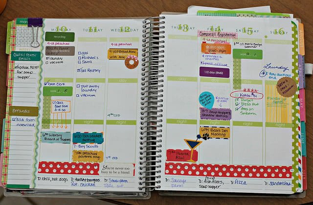 7 Best Planners for Students Because There\u0027s More to Life Than - college planner organization
