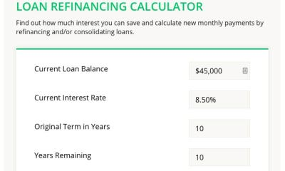 Student Loan Refinancing Calculator – College Reviews