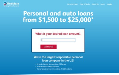 OneMain Financial Review: Learn How to Apply for One Main Personal Loans Online