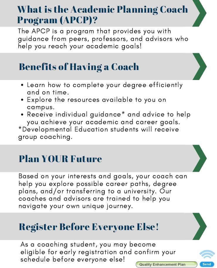Academic Planning Coach Program - Collin College