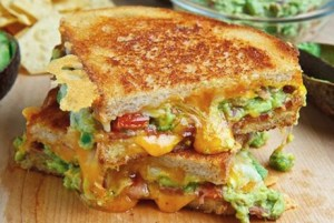 Food Bank Grilled Cheese