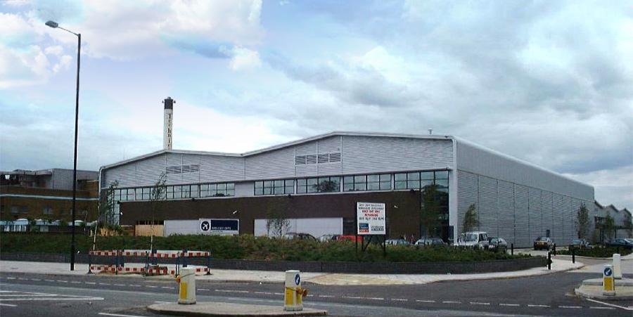 Digital Realty Trust, West Drayton Colo-X