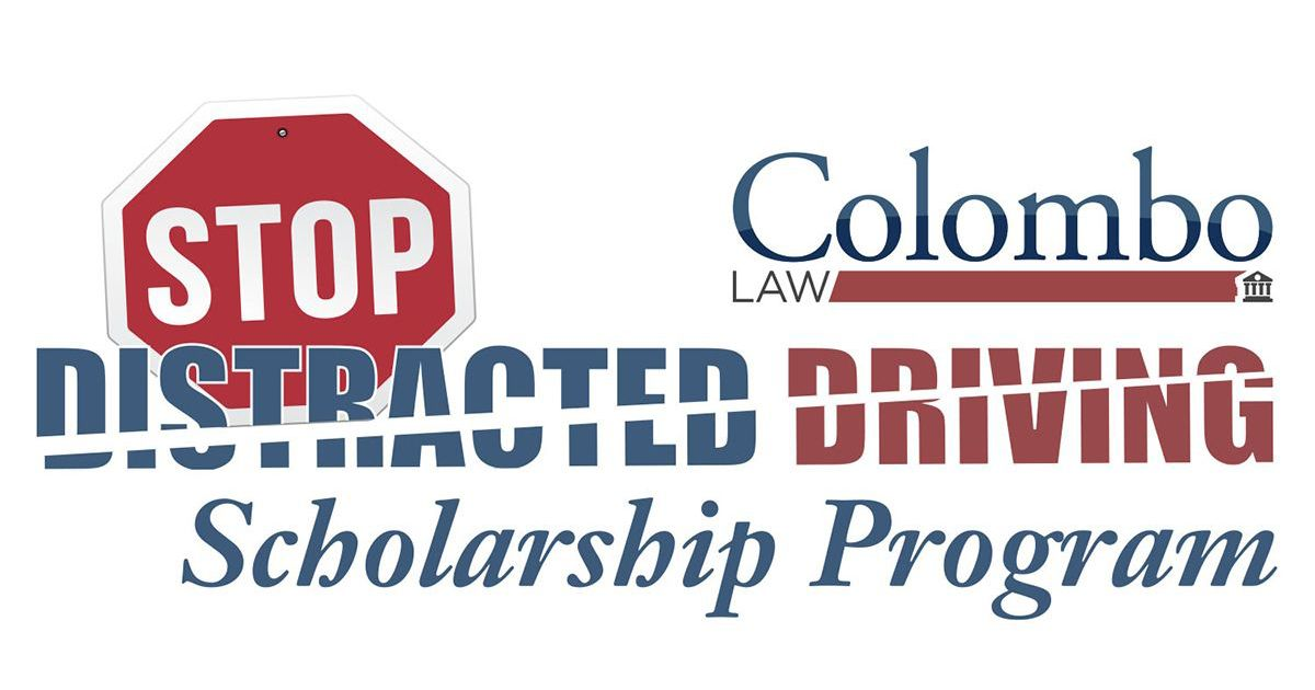 Stop Distracted Driving - Scholarship Program