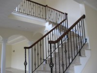 Colonial Iron Works - Iron Interior Handrails