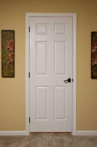 White 6-Panel Doors | Colony Homes