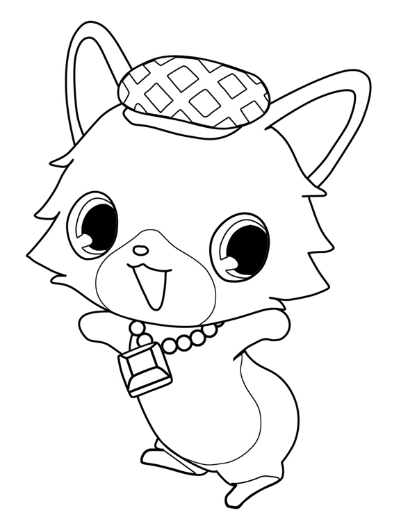 coloriage jewelpet auto electrical wiring diagram  cristiana auto electrical wiring diagram